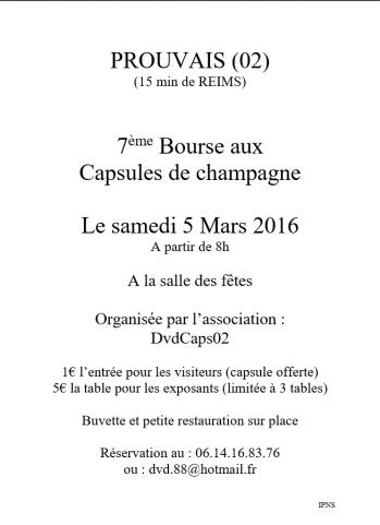 Bourse 2016