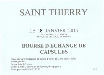Bourse st thierry 2015