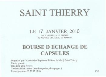 Bourse st thierry 2016