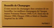 Bouteille champagne titanic 4