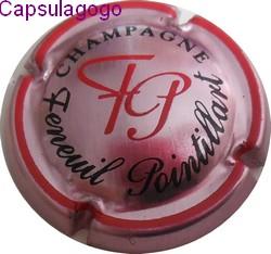 CAPSULE DE CHAMPAGNE FENEUIL POINTILLART*