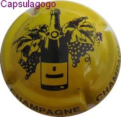 CAPSULE DE CHAMPAGNE GENERIQUE N°850*