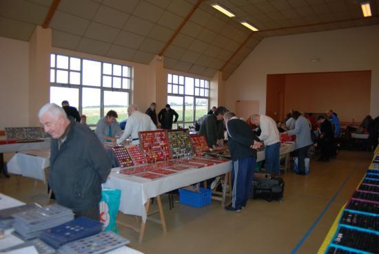 Bourse d'échange de PROUVAIS du 06/03/2010