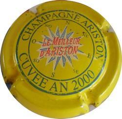 ARISTON  Cuvée An 2000  n°19