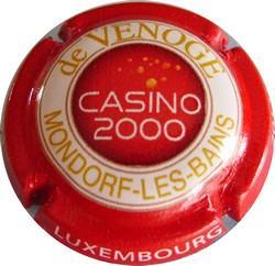 De VENOGE  Casino 2000 (2010)