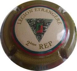 De VENOGE n°191e  Cuvée Légion Etrangère 2éme REP