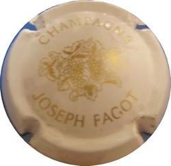 FAGOT Joseph n°1 Blanc et Or