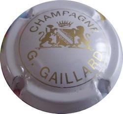 GAILLARD G.  Blanc n°1