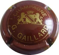 GAILLARD G.  Marron n°2