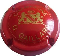 GAILLARD G.  Rouge n°4