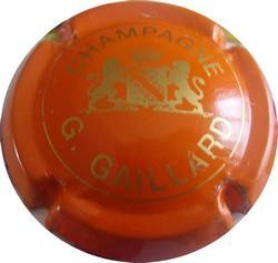 GAILLARD G.  Orange n°6