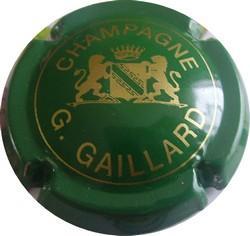 GAILLARD G.  Vert  n°9