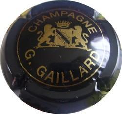 GAILLARD G.  Noir  n°10