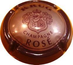 KRUG Rosé sans K dans le Blason  n°46