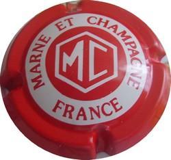 MARNE ET CHAMPAGNE  Rouge et Blanc