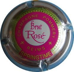 POMMERY n°93 Brut Rosé SPRINGTIME