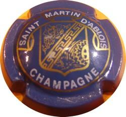 SAINT-MARTIN D'ABLOIS Bleu