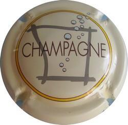 Génerique  CHAMPAGNE Coop n°717 ctr Crème