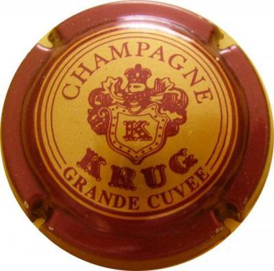 Jero KRUG grande cuvée (ancien)  n°43