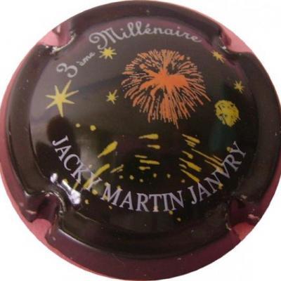 3éme millénaire JACKY MARTIN JANVRY