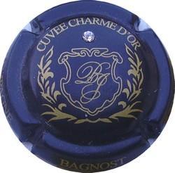 BAGNOST Jacques  Cuvée Charme d'Or  n°14a avec Strass