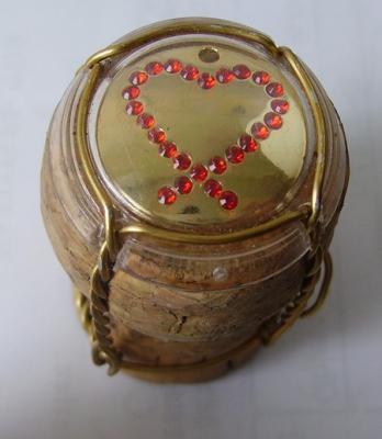 PIERRE MIGNON  Cuvée Saint Valentin  n°64c