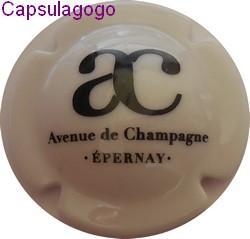 Porcelaine  Avenue de Champagne