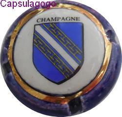 C sp 000 336 porcelaine champagne