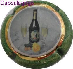 C sp 000 337 porcelaine champagne