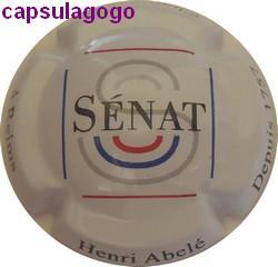 ABELE Henri  n°44  Présidence du Sénat