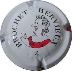 BROCHET-HERVIEUX  Cuvée LA CASTAFIORE  n°19