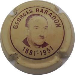 BARADON Georges  n°1