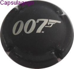 Cb 000 934 bollinger james bond 007