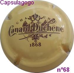 Cc 001 014 canard duchene n 68