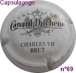 Cc 001 015 canard duchene n 69