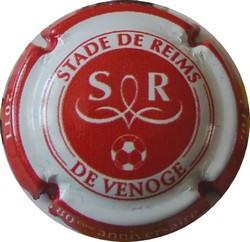 DE VENOGE n°112 Cuvée 80 Ans du Stade de Reims