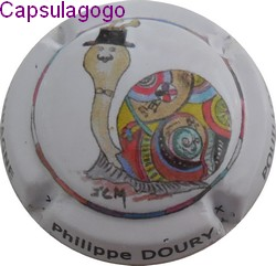 Cd 000 730 doury philippe