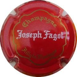 FAGOT Joseph n°10  Rouge