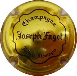 FAGOT Joseph n°9  Or