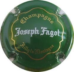 FAGOT Joseph n°11  Vert
