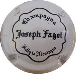 FAGOT Joseph n°8  Blanc
