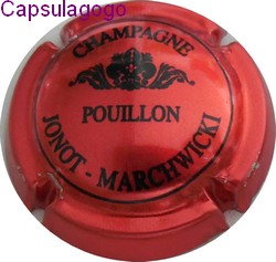 2 nouvelles JONOT MARCHWICKI New ! Capsule de Champagne