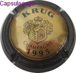KRUG  1995  n°47  (grd Ø)