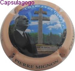 PIERRE MIGNON  n°165a