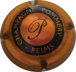 Ancienne POMMERY Cuivre  intérieur rosé  n°65