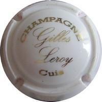 Gilles LEROY  Opalis blanc n°1