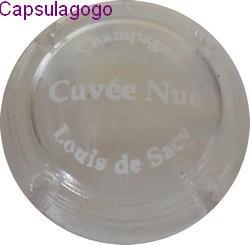 Louis de SACY  n°2a  (Opalis) cuvée Nue