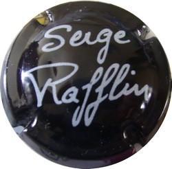 Ancienne RAFFLIN Serge  noir et blanc n°1