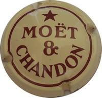 Quart MOËT&CHANDON  n°171a