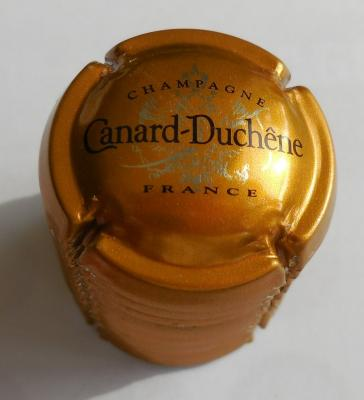 Lot de 10 Capsules Canard Duchêne  n°75g